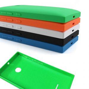 Задняя крышка Microsoft 435 Lumia Dual Sim/532 Lumia Dual Sim (white) Оригинал