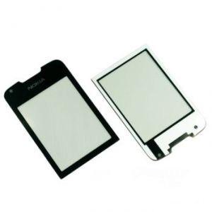 Защитное стекло Nokia 8800 Arte (black)